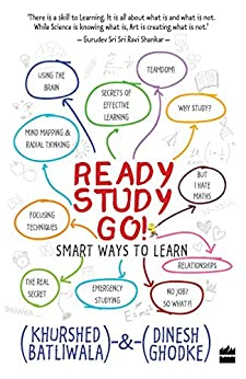 Ready, Study, Go!: Smart Ways to Learn by [Batliwala, Khurshed, Ghodke, Dinesh]
