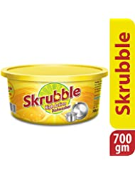 Skrubble High Action Dishwasher with Free Scrub Pad, 700g