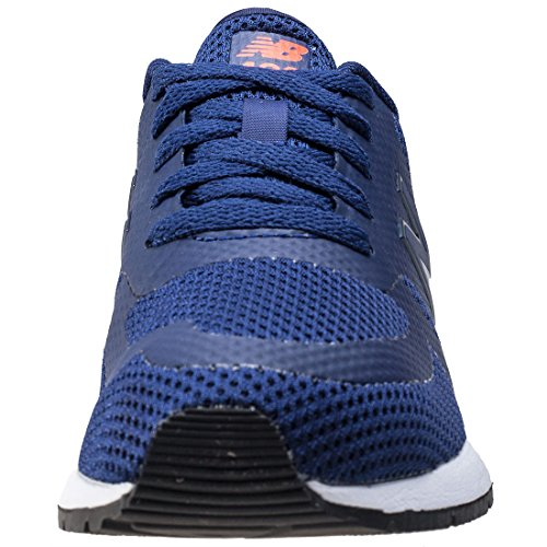 New Balance Trainers - New Balance Kids 420 Lace Shoes - Navy/Alpha Orange Navy