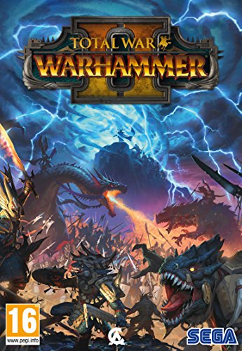 Game pc Sega Total War: Warhammer II (Pc Games Total War)