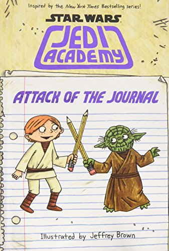 Attack of the Journal (Star Wars: Jedi Academy)