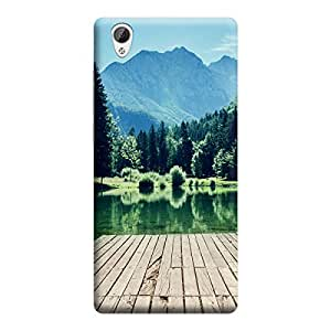 Ebby Premium Printed Mobile Back Case Cover With Full protection For Vivo Y51 (Designer Case)