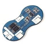 Ils - 2S Li-Ionen-18650 Lithium-Batterie-Ladegerät Protection Board 7.4V Überstromüberladungsschutz Tiefentladeabschaltung