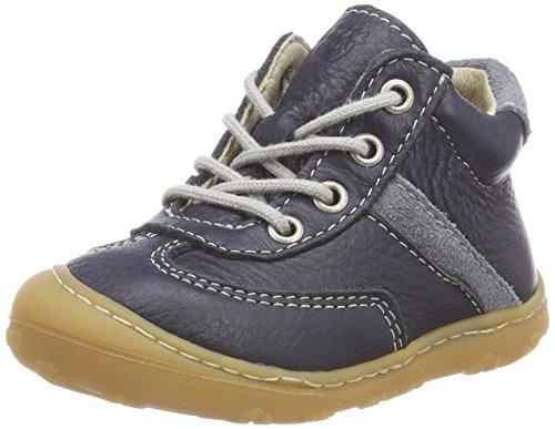 Ricosta Baby Jungen Kenni Sneaker, Blau (See/Calcit 182), 19 EU