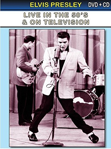 Elvis presley live in the 50's and on television [FR Import]