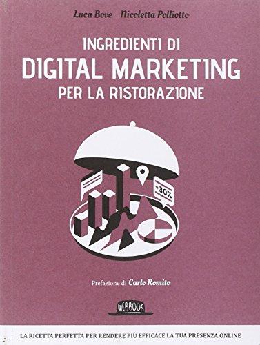 Ingredienti di digital marketing per la ristorazione