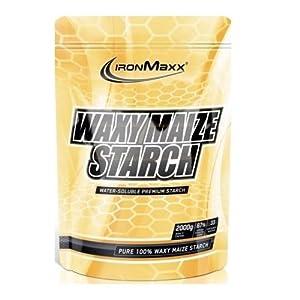 Ironmaxx Waxy Maize Starch 2000g Beutel