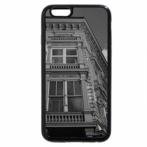 iPhone 6S / iPhone 6 Case (Black) eyes on the sky