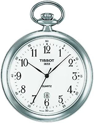Tissot T82655012 - Reloj de Bolsillo