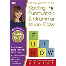 Made Easy Spelling, Punctuation and Grammar - KS1 (Spelling Made Easy)
