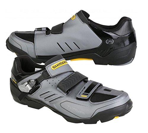 Shimano Sh-m163, Chaussures de Vtt Homme Gris