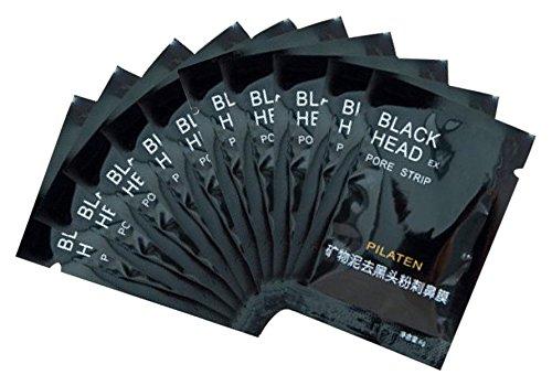 cheer-black-head-lot-de-12-masques-de-gommage-supprime-points-noirs-acne