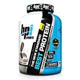 BPI Sports Best Protein (2.26Kg, Cookies and Cream)