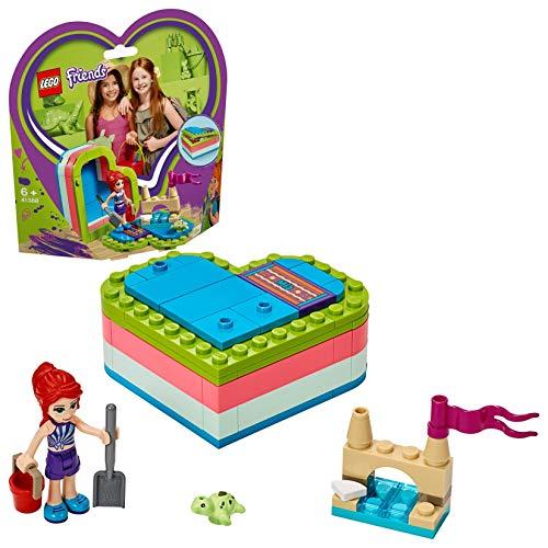 Kostüm Web Suche - LEGOFriends41388 - Mias sommerliche Herzbox, Bauset
