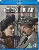 The Life & Death of Colonel Blimp (Restoration Edition) [Blu-ray] [1943]