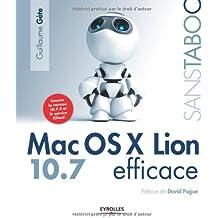 Mac OSX Lion 10,7 efficace
