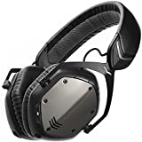 V-MODA Crossfade Wireless Casque Audio supra-auriculaire sans fil - Gunmetal/Noir