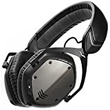 V-MODA Crossfade Wireless Over-Ear Kopfhörer Bluetooth-Gunmetal Schwarz