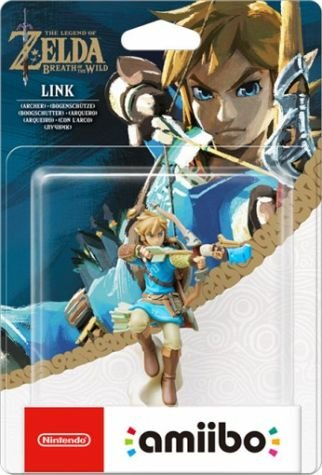amiibo The Legend of Zelda Collection Link Bogenschütze (Breath of the Wild) (Legends Of Zelda Sachen)