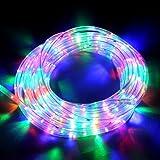 Deckey 10M Lichterschlauch LED Lichtschlauch Außen