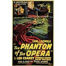 El fantasma de la Ópera 11x 17pulgadas Póster de la película (28x 44cm)