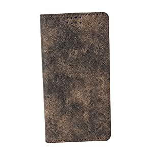 Spire Pu Leather Flip Cover for Micromax Canvas 4 A210