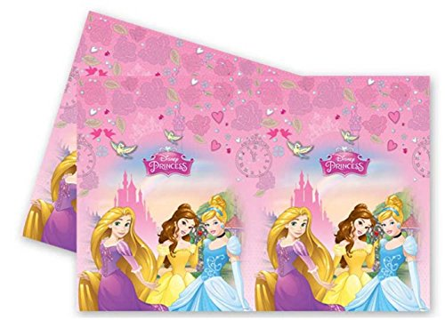 unststoff-Tischdecke Marvel Avengers Power (120 x 180 cm) Rosa (Disney Belle Princess)