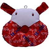 Kidzvilla New Born Baby Cotton Soft Fabric Pillow For Baby Head Shaping Takiya Easy Washing Feeding & Nursing Baby Neck Pillow