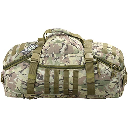 Kombat UK Unisex Operators Duffle Bag-BTP, British Gelände Muster, eine Größe