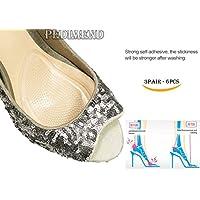pedimendtm High Heels Silikon Gel Metatarsal Pads (3pair) | Slim Metatarsal Ball von Fuß fügt | ideal für metatarsalgie... preisvergleich bei billige-tabletten.eu