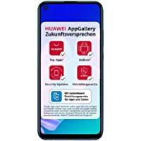 HUAWEI P40 lite E Dual-SIM Smartphone BUNDLE (16,23cm(6,39 Zoll), 64 GB ROM, 4 GB RAM, Android 9 AOSP ohne Google Play…
