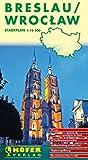 Stadtplan Breslau - SP 015 (Polen) -