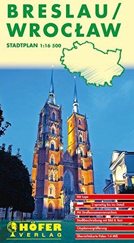 Stadtplan Breslau - SP 015 (Polen)