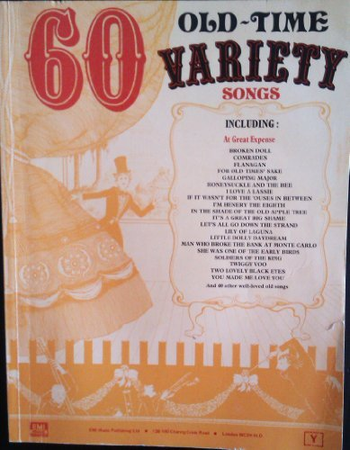 60 Old time Variety Songs - Emi Publishing Music