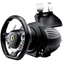 Thrustmaster TX RACING WHEEL FERRARI 458 ITALIA EDITION - Volante - XboxOne / PC - Force Feedback - Licencia Oficial Ferrari y Xbox