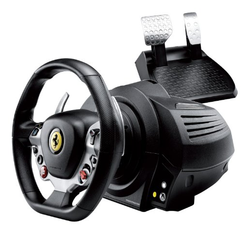 Thrustmaster TX RACING WHEEL FERRARI 458 ITALIA EDITION - Volante para XboxOne / PC