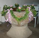 Buchsbaum Mini Girlande für Hochzeit, Taufe, Konfirmation und Komunion - Meterpreis!