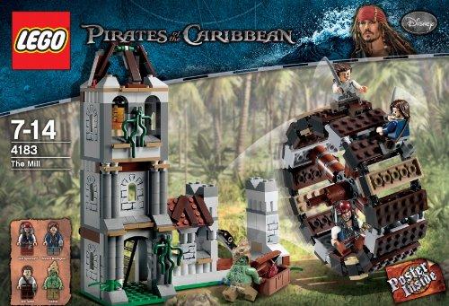 Piratas De ProductosJuguetes Lego Amazon™ CaribeListado Del 2YIeWEHD9