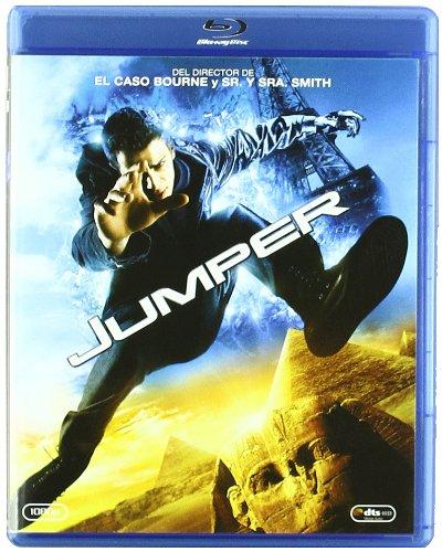 Jumper (Edición caja de plástico) [Blu-ray]
