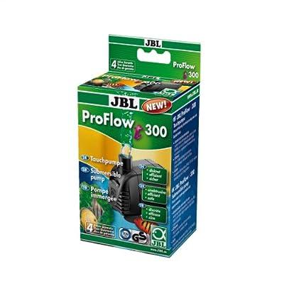 JBL ProFlow t300 - Pompe immergée - Débit 80-300 l/h pour le brassage de l'eau dans les aquariums et aquaterrariums
