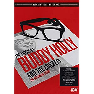 Buddy Holly: The Definitive Story [DVD]