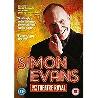 Simon Evans – Live At The Theatre Royal