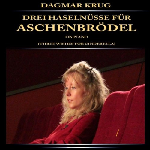 Drei Haselnüsse für Aschenbrödel on Piano (Three Wishes for Cinderella)