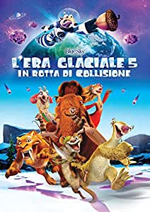 L'Era Glaciale 5: In Rotta di Collisione (4K Ultra Hd + Blu-Ray)