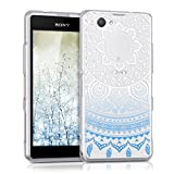 kwmobile Crystal Case Hülle für > Sony Xperia Z1 Compact