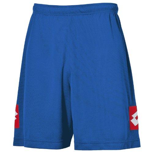Lotto - Pantaloncini da Calcio - Uomo Nero