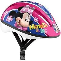 Stamp Bicycle Helmet Minnie Cascos, Niñas, Rosa, XS/49-51 cm