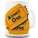 Twisted Envy zugeben One Ticket Keramik Tasse