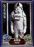 Force Attax Star Wars Erwachen der Macht Einzelkarte at-at-Pilot deutsch 174 Spiegelfolienkarte
