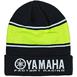 VR46 Bonnet Beanie Homme Yamaha Valentino Rossi